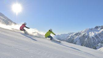 Wintersport Ski Arlberg - Stuben