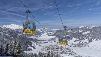 Wintersport Tannheim