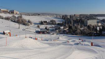 Wintersport Thüringen - Oberwiesenthal