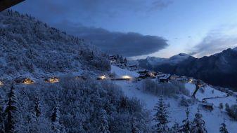 Wintersport Torgon