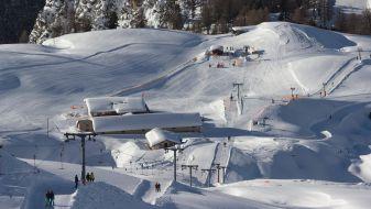 Wintersport Tschierv