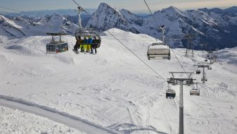 Wintersport Valle d'Aosta - Monterosa Ski
