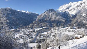 Wintersport Vandans