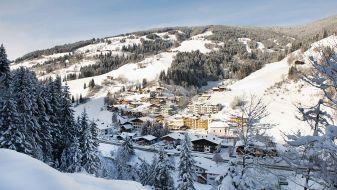 Wintersport Viehhofen