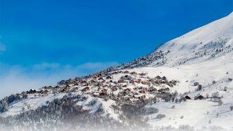 Wintersport Villard Reculas
