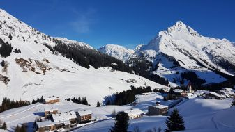 Wintersport in Vorarlberg - Warth