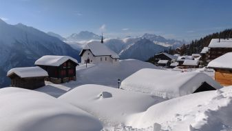 Wintersport Wallis - Bettmeralp