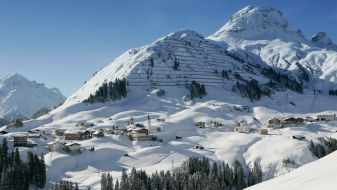 Wintersport Warth