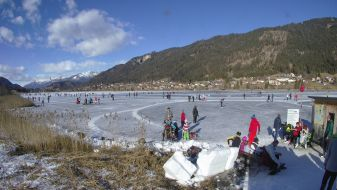 Wintersport Weissensee
