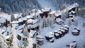 Wintersport Avoriaz