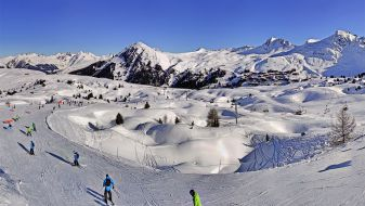 Wintersport La Plagne