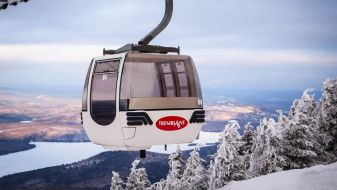 Wintersport Québec - Mont Tremblant