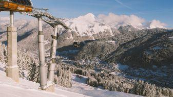 Wintersport Morzine