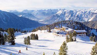 Wintersport in Oetz – Hochoetz