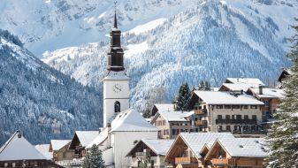 Wintersport Val d'Illiez