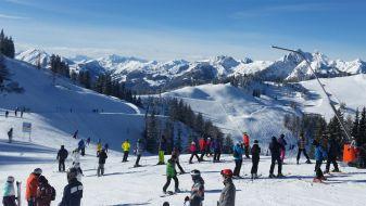 Wintersport Zauchensee