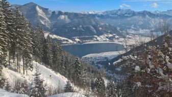 Wintersport Zell am See