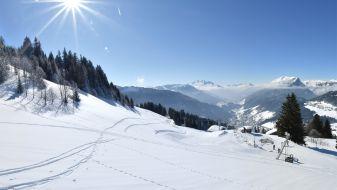 Wintersport Massif des Aravis