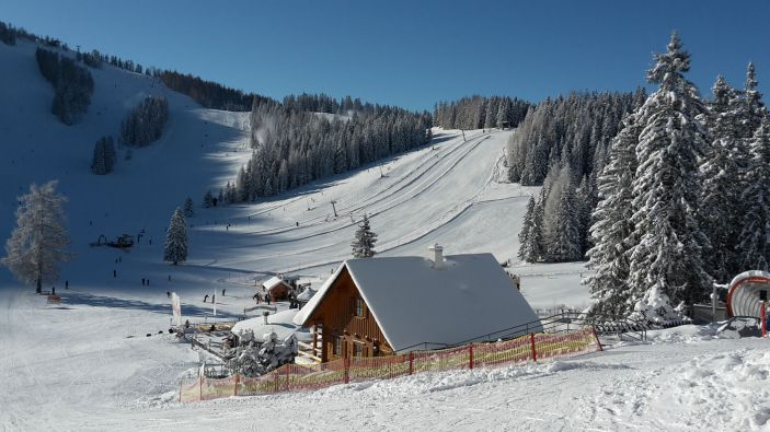 Wintersport Hinterstoder