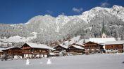 Alpbach dorp