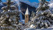 Wintersport Auron