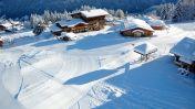 Evasion Mont Blanc - Saint Gervais