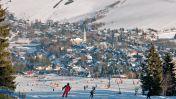 Wintersport Ertsgebergte - Skiareal Fichtelberg-Klínovec