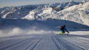 Flattach skigebied