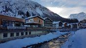 Het dorp Lech