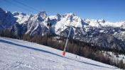 Skiën in Hinterstoder–Höss