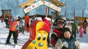 Skiën in Lachtal-Murtal
