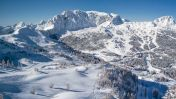 Nassfeld skigebied