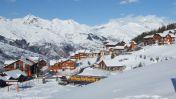 Wintersport skigebied Paradiski - Peisey–Vallandry