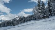 Winter in Pistes Grosses Walsertal - Raggal-Marul