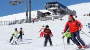 Wintersport skigebied Lachtal