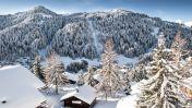 Skiën in Morgins