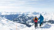 Skiën in Parpan
