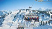 Skiën in Scheffau
