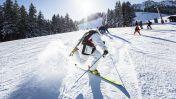Skiën in Vitales Land