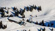 Skigebied Bezau