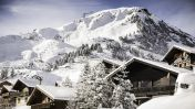 Skigebied Champoussin
