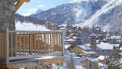 Skigebied Saint Martin de Belleville