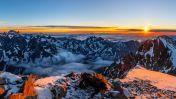 Wintersport skigebied Pelvoux-Vallouise