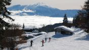 Skigebied Unterberg