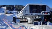 Spacejet 1 - Flachau