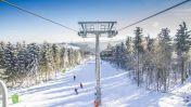 Skigebied Skiliftkarussell Winterberg