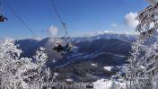 Wintersport Annaberg
