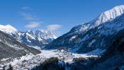 Wintersport Tiroler Zugspitz Arena - Bichlbach