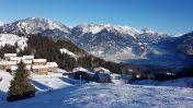 Wintersport skigebied Brandnertal - Bürserberg