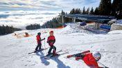 Wintersport Reuzengebergte - Černá Hora